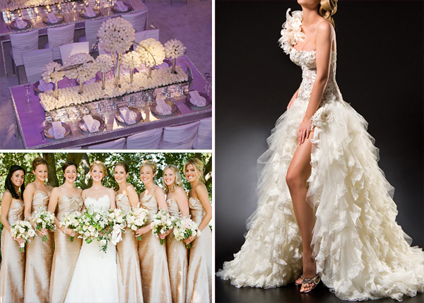 Wedding Ideas Photo Collage